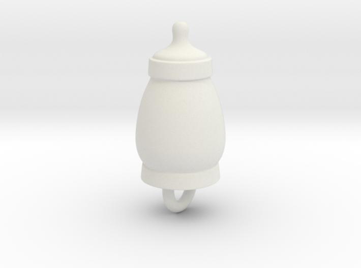 Sucker Punch Babydoll Gun Charms: Baby Bottle 3d printed