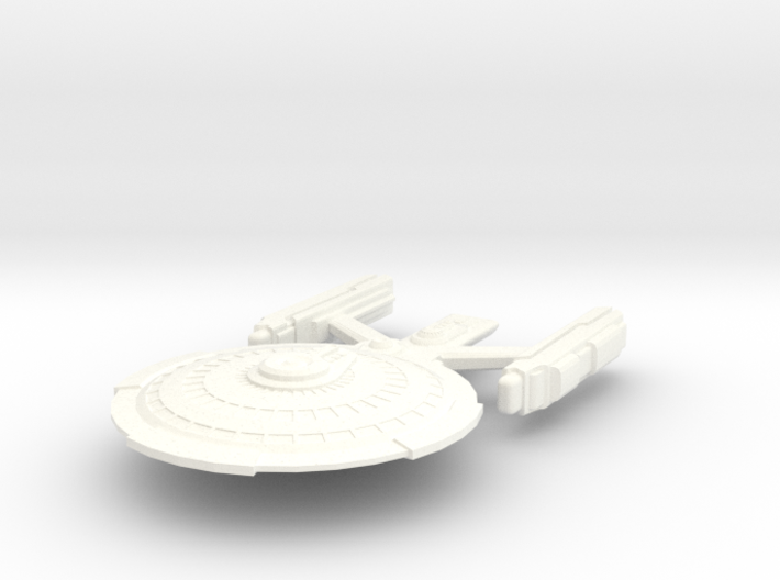 USS Copeland 3d printed