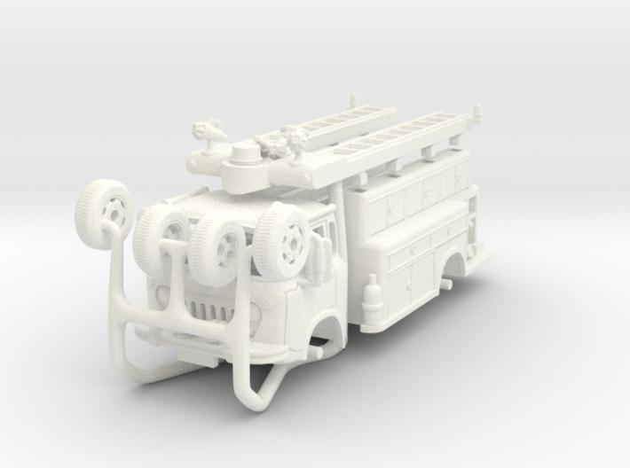 1/64-scale World Fair Pumper 3d printed