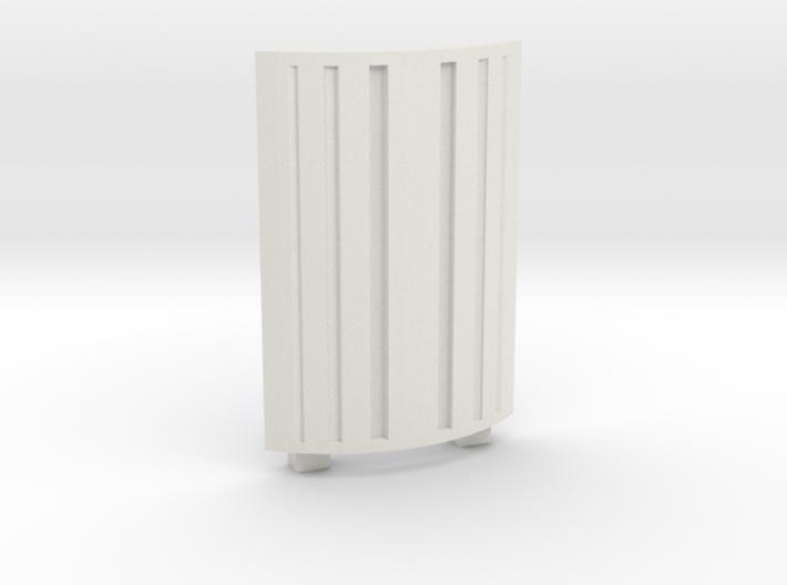 Graflex Soundboard Cover 3d printed