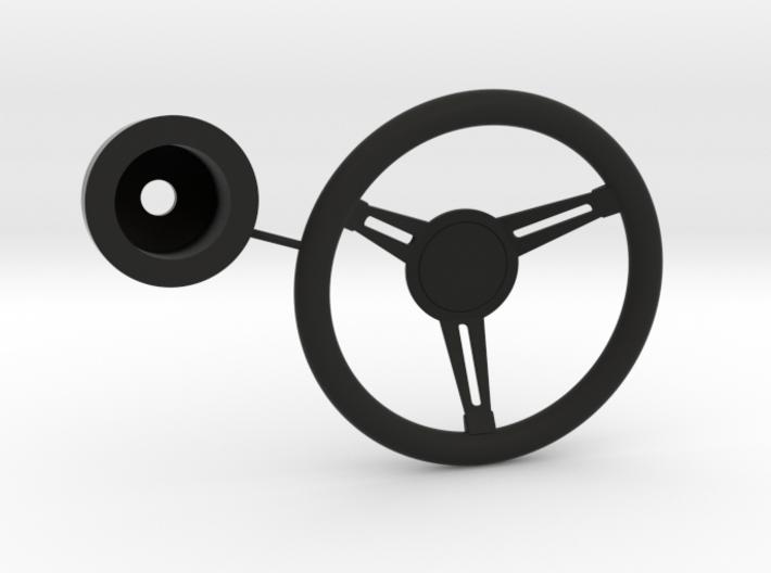 Steering Wheel Wellcraft SC38 3d printed