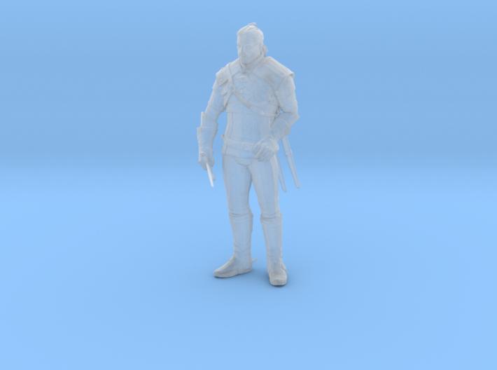 Witcher Geralt 3d printed