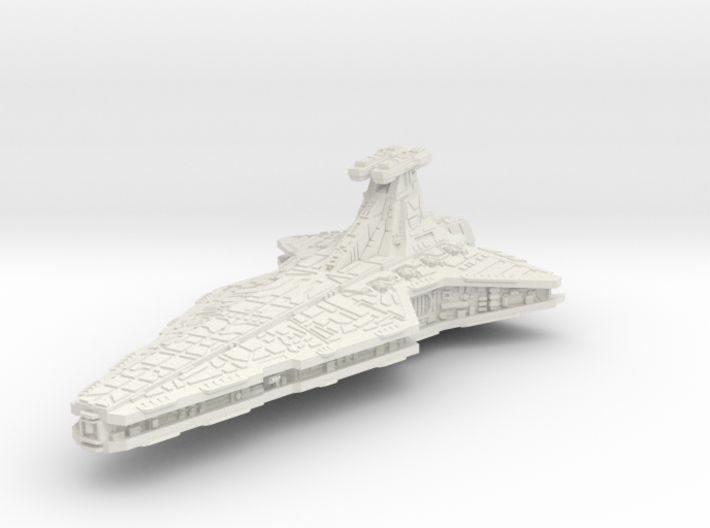 (MMch) Venator Star Destroyer 3d printed