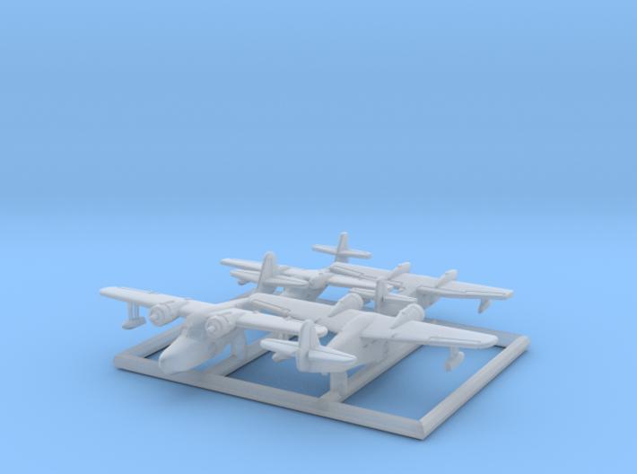 1/700 Grumman JRF & J4F x4 (FUD) 3d printed