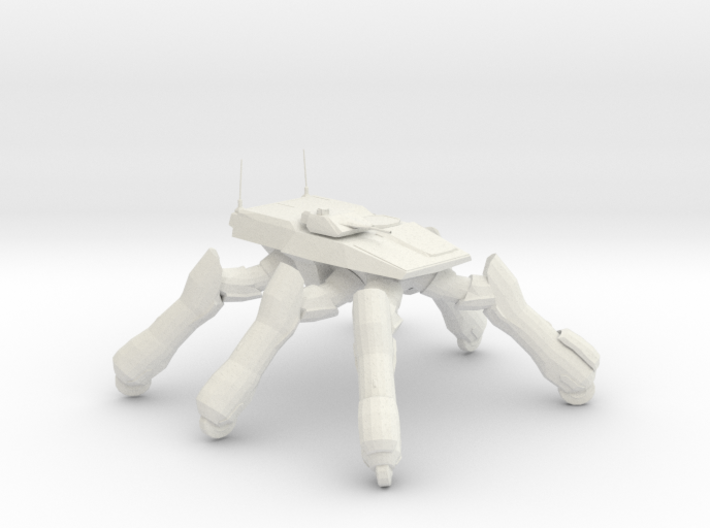 Type 91 ALFV IFV (Infantry Fighting Vehicle) 3d printed