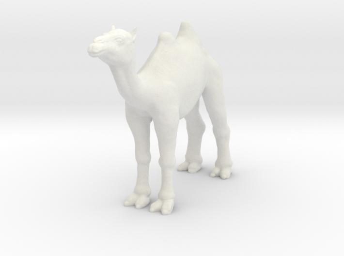 Printle Thing Camel - 1/24 3d printed