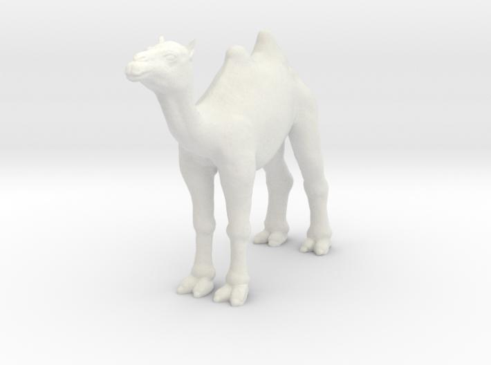Printle Thing Camel - 1/76 3d printed