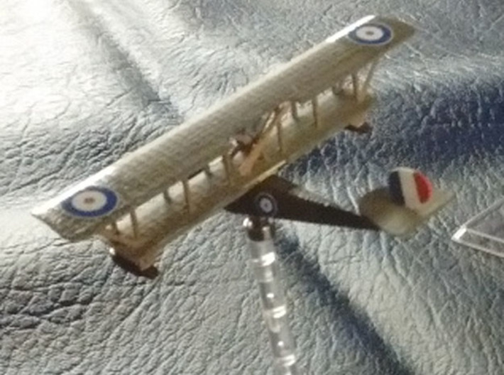 F.B.A. Type H Flying Boat 3d printed Painted miniature photo courtesy johnbiggles @ wingsofwar.org