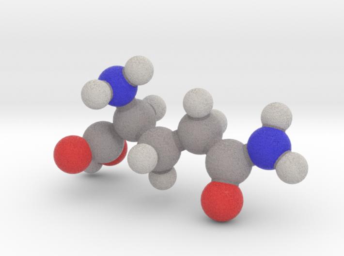 L-glutamine 3d printed