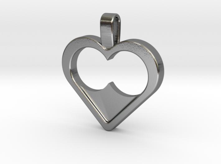 Infinite love 3d printed