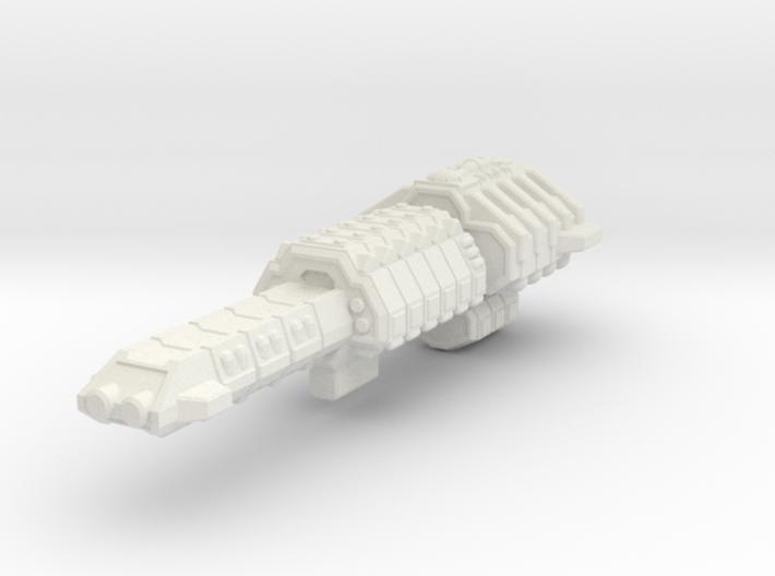 Eltanni Battleship 3d printed
