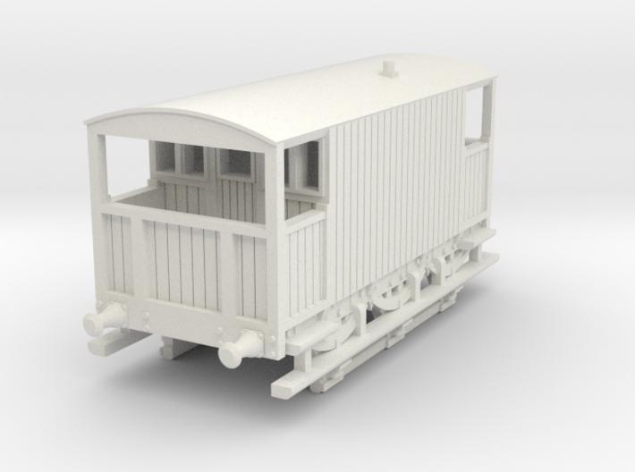 a-148-secr-6w-brakevan-1 3d printed