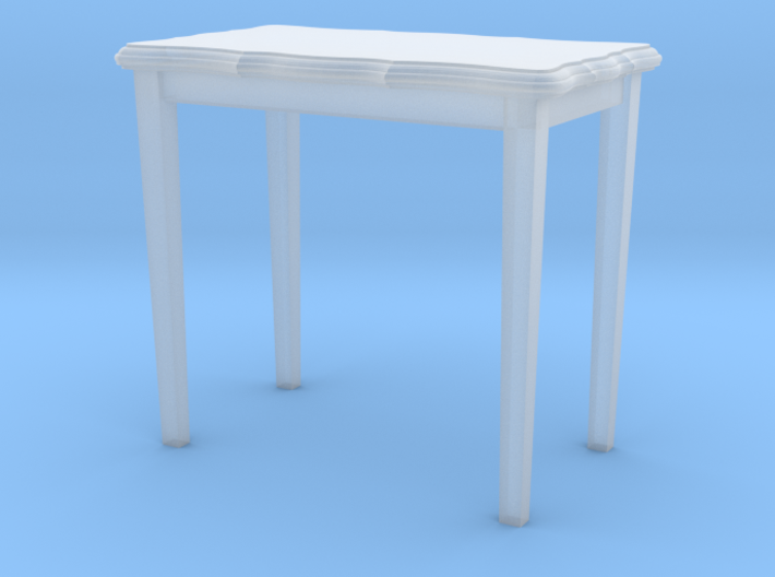 HO Scale 26.5 inch height side table 3d printed