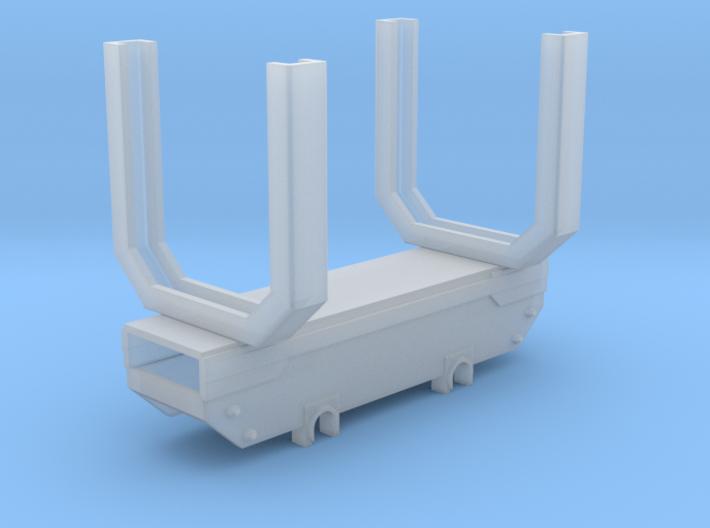 O&K Mine props wagon 3d printed