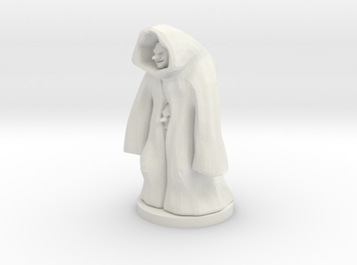Goblins Pretending they are a Wizard 3d printed