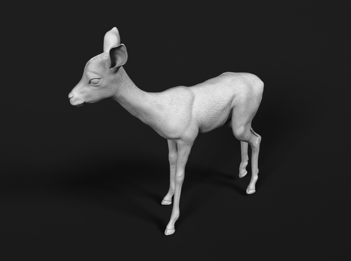 Impala 1:9 Standing Fawn 3d printed