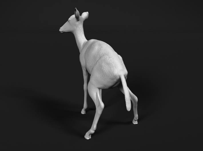 Impala 1:20 Pooping Female 3d printed