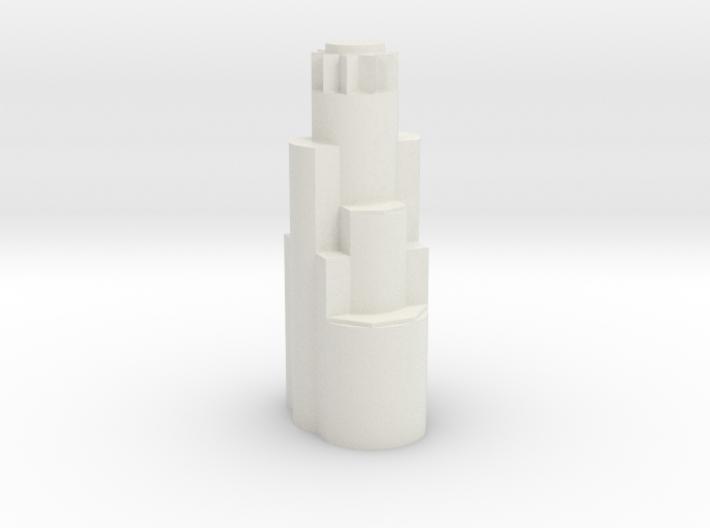 US Bank Tower 3d printed
