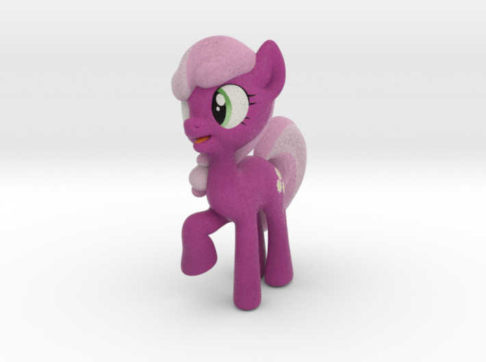 My Little Pony Cheerilee 3d printed