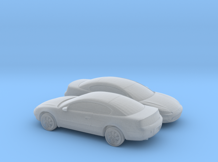 1/160 2X 2000-04 Chrysler Sebring Coupe 3d printed