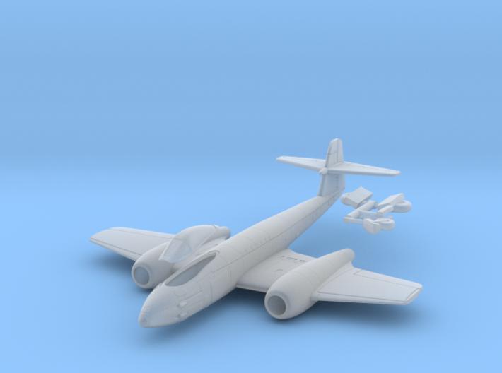 029C Meteor F8 1/200 Kit 3d printed