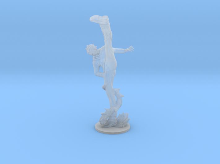 Sanji vinsmoke action 3d printed