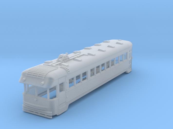 #160-1004 CRANDIC Lightweight Interurban 3d printed