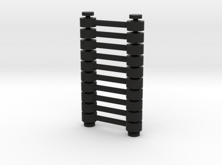 10x Kupplungsstange (Abstand=11) V2 3d printed
