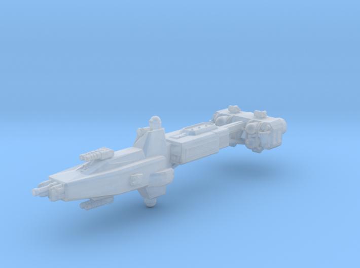 EA Hyperion-Nova Refit Full Thrust Scale 3d printed