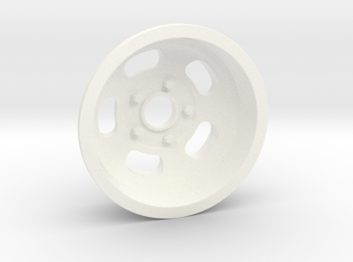 1:8 Rear Ansen Sprint Wheel 3d printed