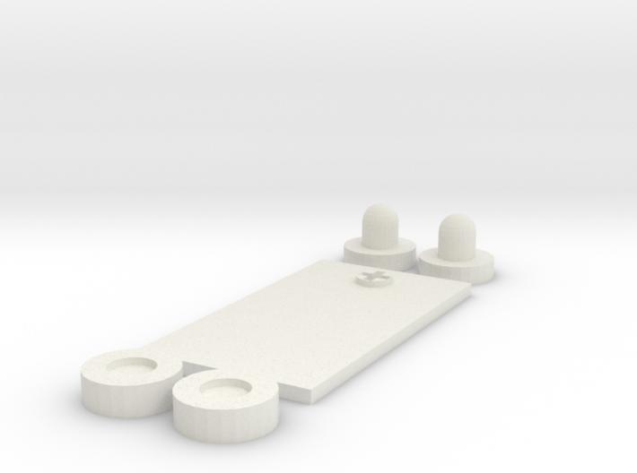 Futuristic PEQ Greebles (Small) 3d printed