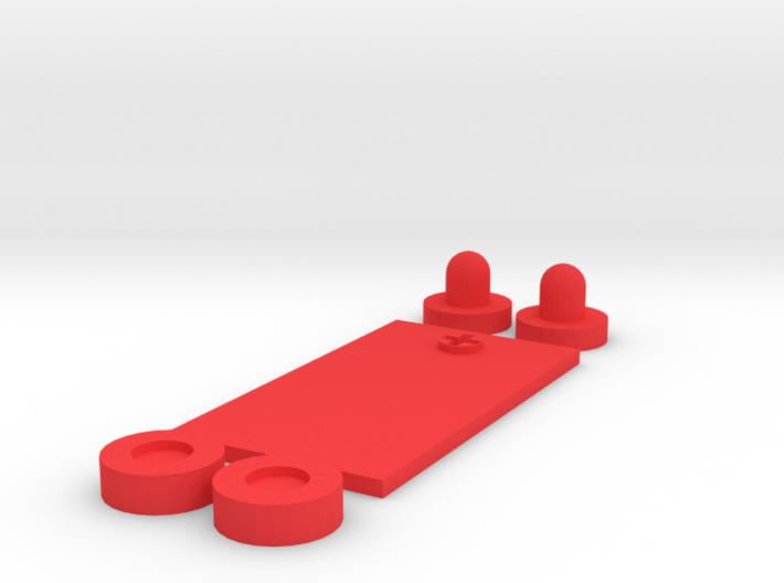 Futuristic PEQ Greebles (Large) 3d printed