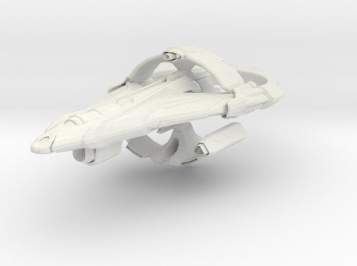 Vulcan Sh'Var class V HvyCruiser 3d printed