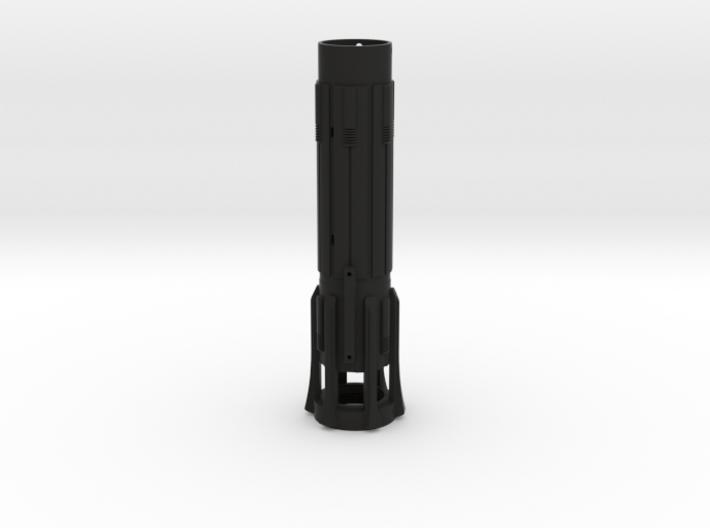 KRCNC2 Lightsaber body 3d printed