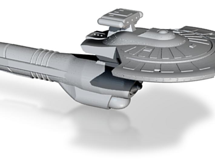 Terran Kursk Class Battle Destroyer - 1:7000 3d printed