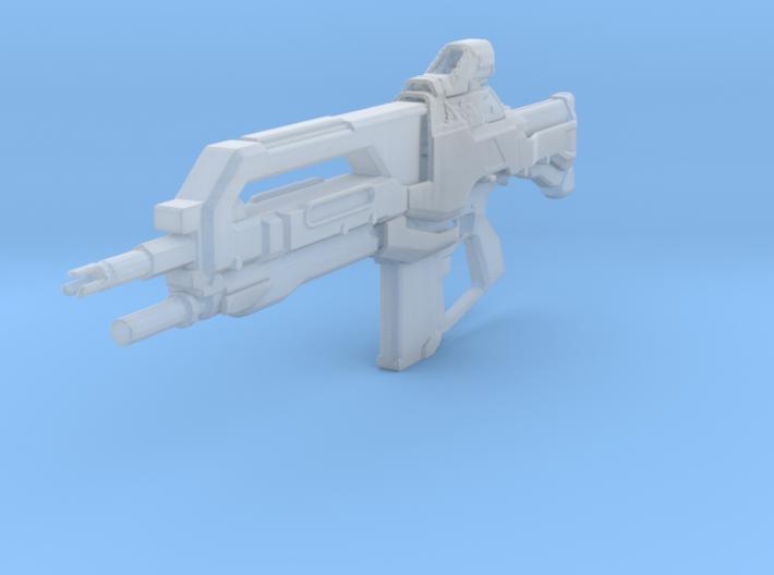 Vindicator XI (1:18 Scale) 3d printed