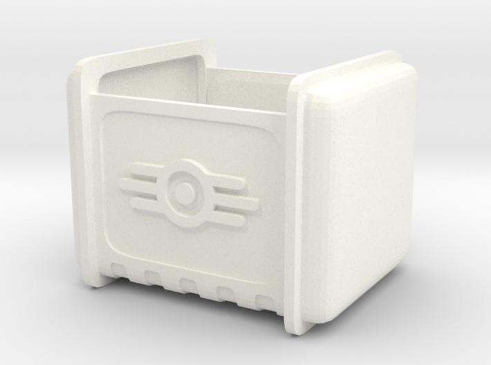 PipBoy Crate 3d printed