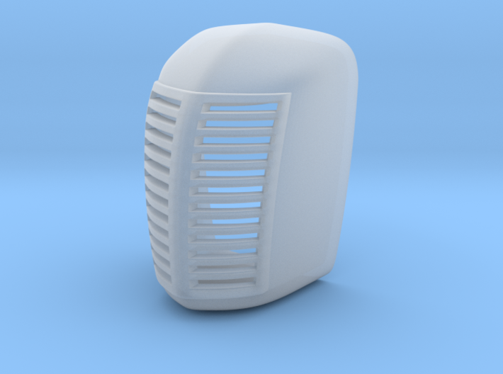 1/25 Cockshutt style Hot Rod Grille 3d printed