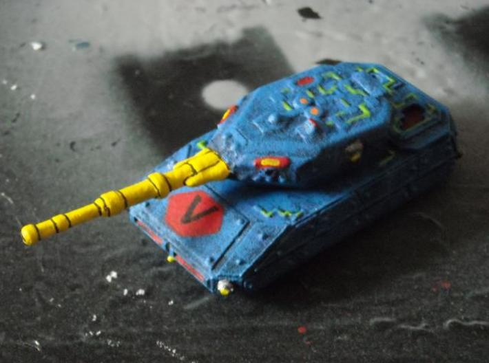 MG144-CT001 Resister I Grav Tank 3d printed Painted model