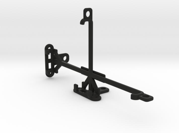 LG V30 tripod & stabilizer mount 3d printed