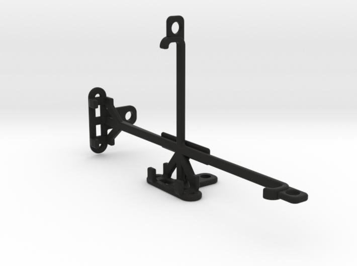 Xiaomi Mi A1 tripod & stabilizer mount 3d printed