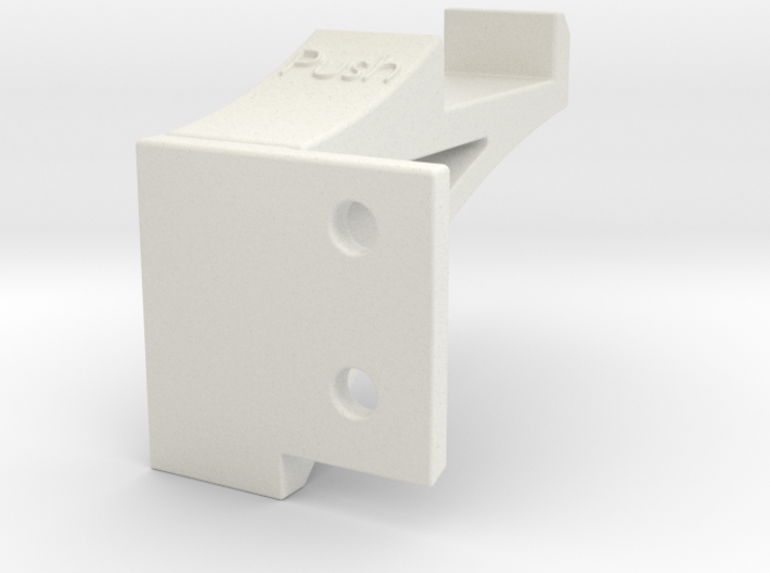 Baby Latch 2. SLDPRT 3d printed