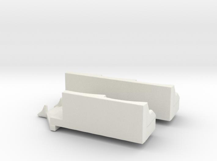 Downdraft Tub 3d printed