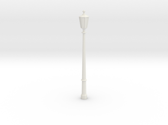 1:35 Light pole 3d printed