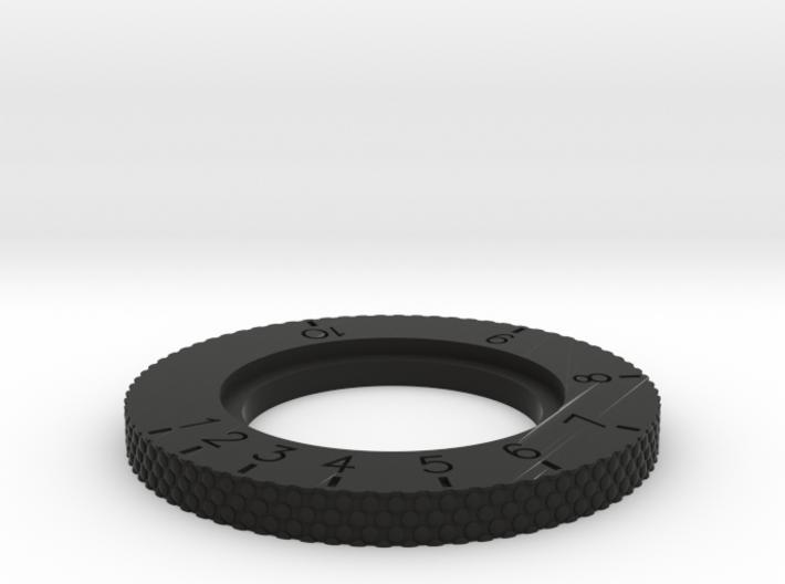 DL-44 ANH Scope Upper Wheel 3d printed
