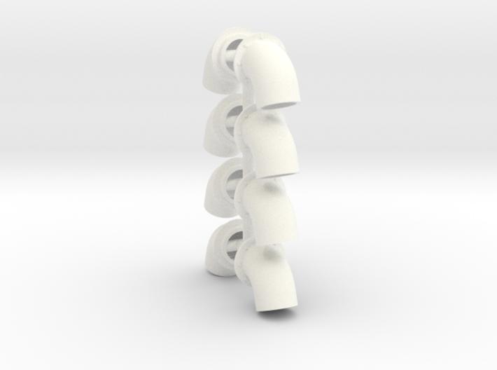Bullhorns 1/12 5 inch 3d printed