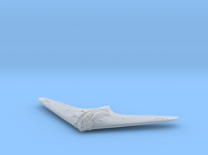 Horten Ho 229 1/285 6mm scale 3d printed