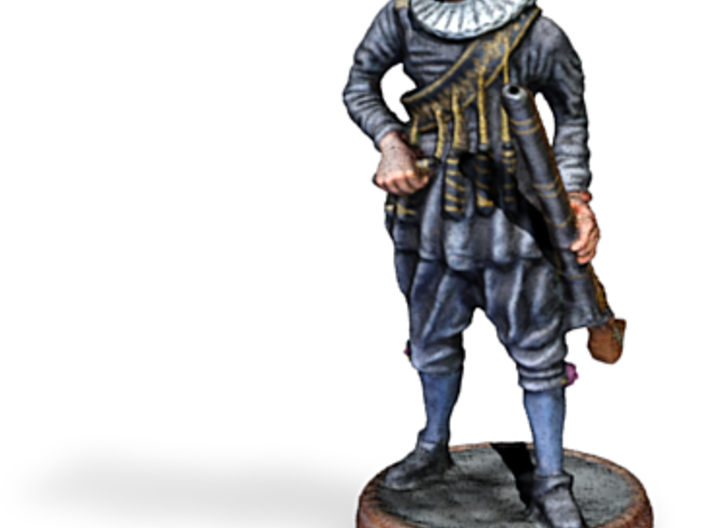 Hals - Recreate the masters (Full Color Sandstone) 3d printed