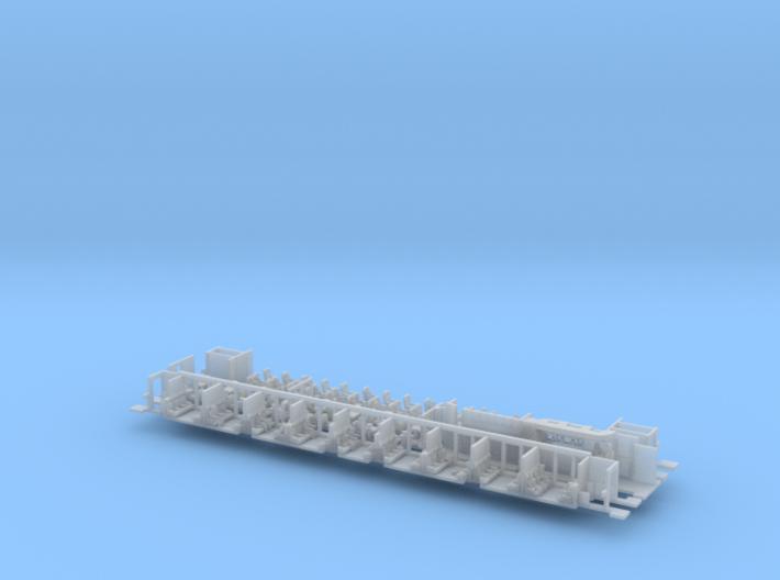 cmz87265 (mit Reisenden) 3d printed
