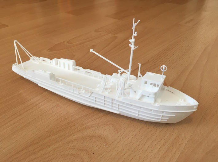Supplier NVG6, Superstructure (1:200, RC) 3d printed